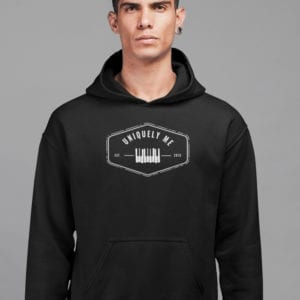 Uniquely Me Piano Pull Over Hoodie